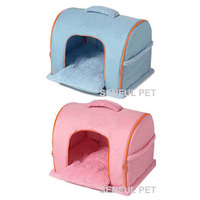 Cute Color Bright Elegant Design Pet House Pet Bed Dog House