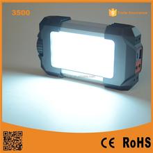 Lumifire 3500 Hot New 5V Rechargeable 4*18650 Li-ion Battery LED Camping Lantern
