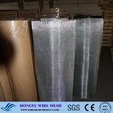 factory direct sale lowest price stainless steel fine mesh screen for door/window screen