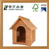 wholesale Popular Fashionable wooden dog indoor house dog cage pet house