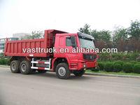 Sinotruck Howo 6*6 dump truck 25T (ZZ3257N4357A)