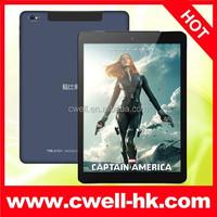 Original Cube Talk 9X 9.7 inch Phone Tablet PC Sim Card 2048x1536 IPS Screen 8.0MP 2G 16G Android 4.4 Cube Talk 9X Tablet PC