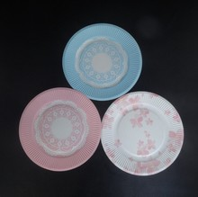 Customized design your own paper plate