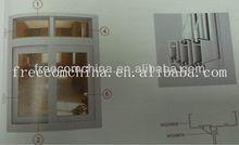 Aluminum Door & Window Frame (Aluminum Profile)