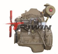 original quality cheap price mechanical start 1500 rpm 4 Cylinder 3.9L diesel engine assy cummin 20HP engine assembly 4B3.9-G1