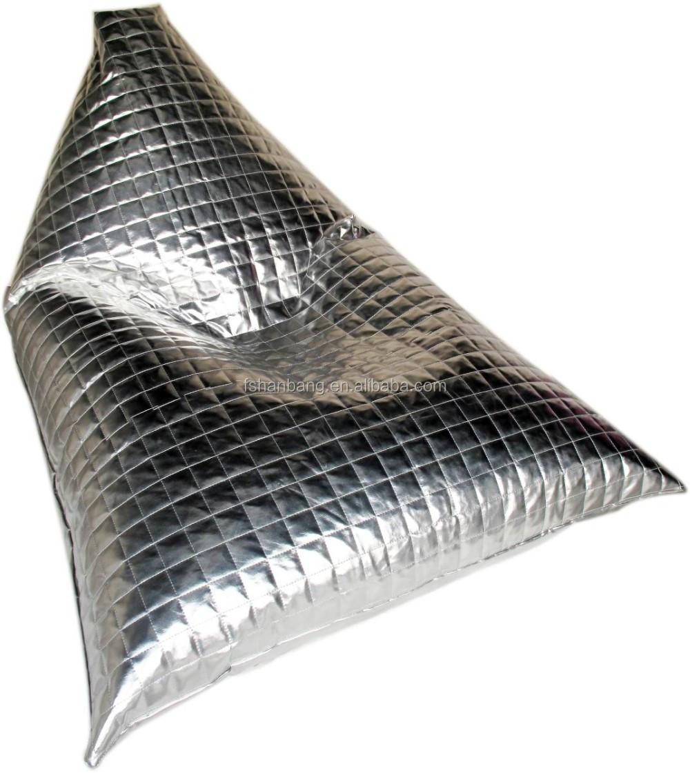 Chaise de sac dharicot confortable / pouf chaise de taille