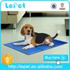 Re-usable non-toxic dog pad pet cooling mat/waterproof pet mat