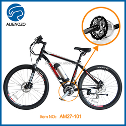 2015 electric bicycle kit 110cc pocket bike, imported motorized tricycle