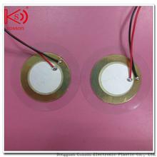 4khz 35mm piezo ceramic disc + 49mm PVC