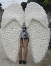 goose feather angel wings