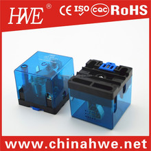 High quality double pole 100A JQX-62F-2Z POWER Relay