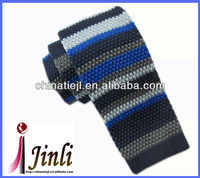 Hot sale Newest knitted stripe tie