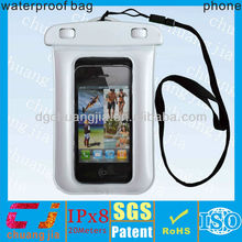 Hot sell waterproof dry bag for Iphone 5
