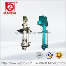Centrifugal Vertical Slurry Pump for submersible working