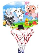 wholesale christmas gift kids basketball backboard