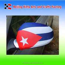 Car mirror cover flag, car side mirror cover