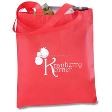 Wally shopping bag recycled best selling non woven promotional bag for promotion