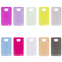 Ultra thin PP material Hard Cover Case for Samsung GALAXY S4 Active/I9295