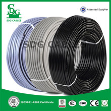 2 core 0.75mm2 pvc insulated and sheathed power cable manufacturers