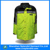 2015 new design High visibility Reflective brand name Winter Warm Safety Jacket for men