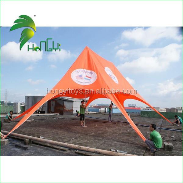 orange star shape tent (5).jpg