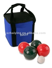 2012 Newest design poly resin sports ball