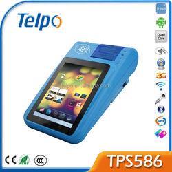 Telpo TPS586 gprs/gps bluetooth rfid reader