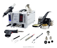 high quality soldering station Aoyue 2703A+ All in one Digital Hot Air Rework Station