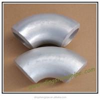 aluminum butt welded LR elbow for the shipyard
