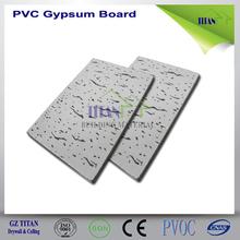 Color del PVC de plafones de yeso