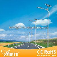 IP66 Durable PV module Bridgelux led chips 60w solar powered street lights