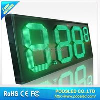 gas price led sign \ 8.888led gas price signs \ led gas price display board