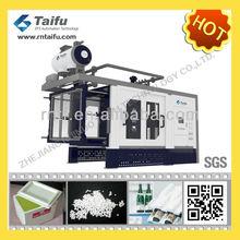 30% Energy Saving Hangzhou EPS Foam Machine Foam Shape Molding Machine Designed Package Box, ICF Block, Insulation Insert Block
