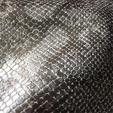 New Fashin Snake skin synthetic pu leather