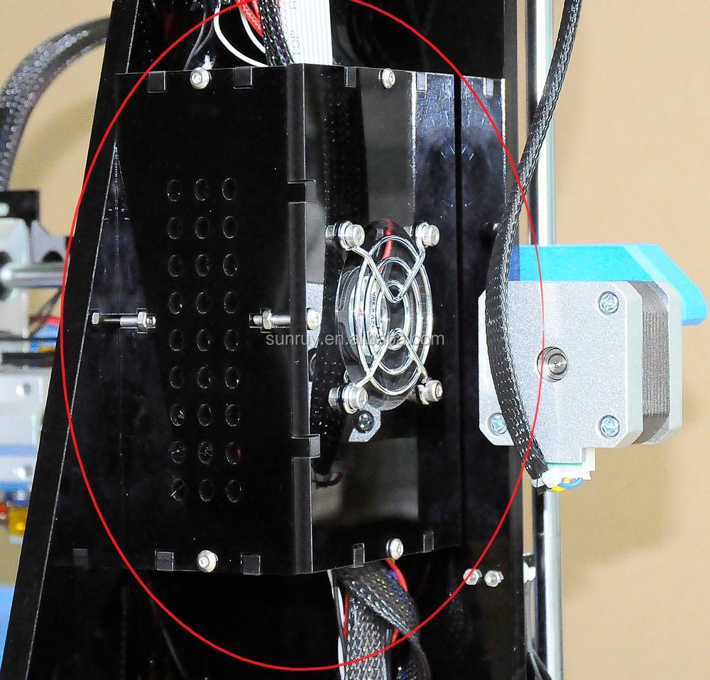 ЖК-Экран DIY Desktop 3D машина Принтер комплект