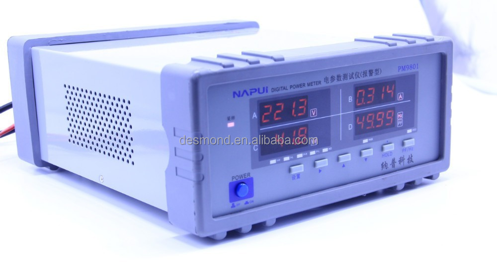 Ac Frequency Meter : Power meter energy monitor v ac frequency buy