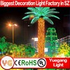 High bright led coconut palm tree light for best price led coconut palm tree light