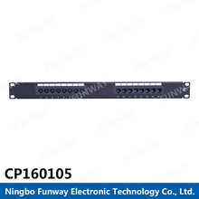 Ningbo Professional 12 core fiber patch panel