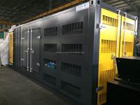 1MW super power plant container type generator set