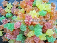 Twinkling Stars (star gummy soft candy)