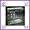 Chinese wholesaler clear plastic box for baby sock packaging