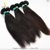 Gold Seller Raw Remy Double Weft hair color organic blossom bundles virgin hair
