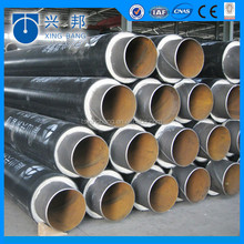 underground hot water net work supply pre-isolated plumbing pipe