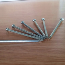 Bright Shining Hardened Steel Concrete Nails
