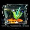 aquarium plastic fish bowl