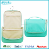 Wholesale Multi-Function Fashion Travel cosmetic Bag With Hanging