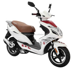 2015 new gas sport scooter with LED light