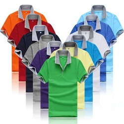 2014 Cotton Polo, High Quality Man's Clothing,Short Sleeve Mens Tops Polo Shirt, fashion polo luggage