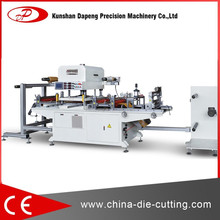 2015 new roll to roll kiss cutting machine for foam