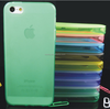 NEW Soft Rubber TPU Matte Case For iPhone 4 4S 5 5S 6 6 Plus
